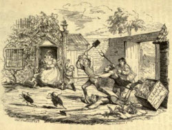 George Cruikshank Artwork